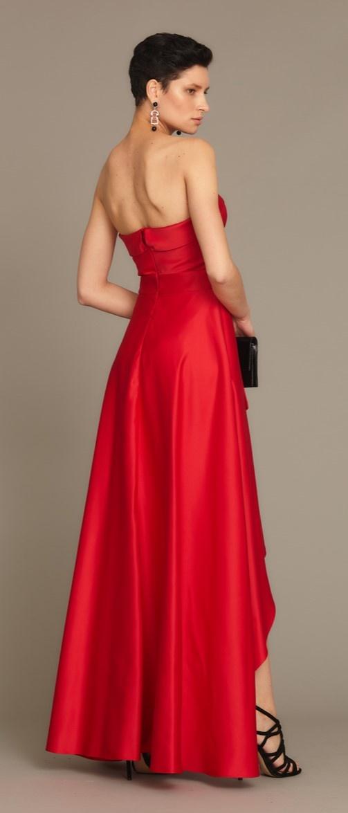 7bde3f2297d7 ... červené Spoločenské šaty Vivian