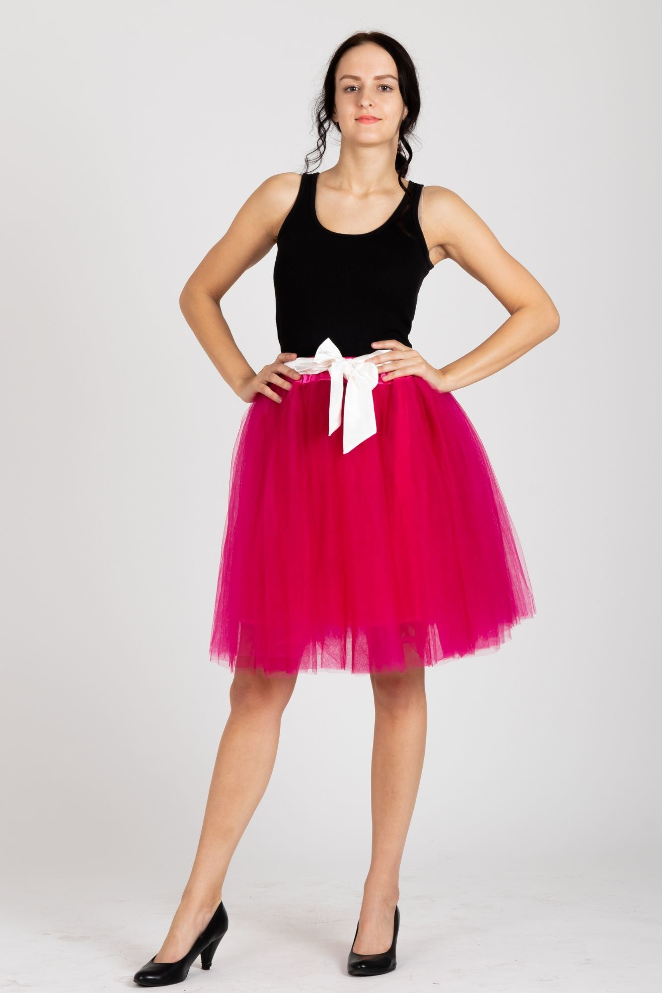 9ea9799c17a1 Romantická dlhá TUTU sukňa
