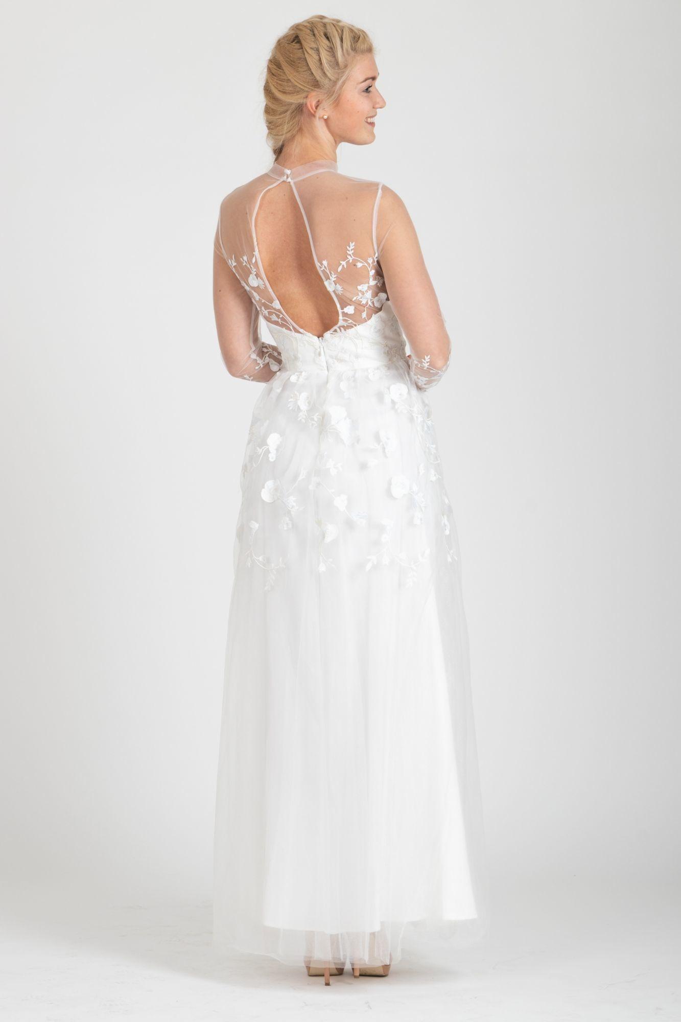 6f106c6f6a7e ... biele Chi Chi London exkluzívne svadobné šaty Annabel