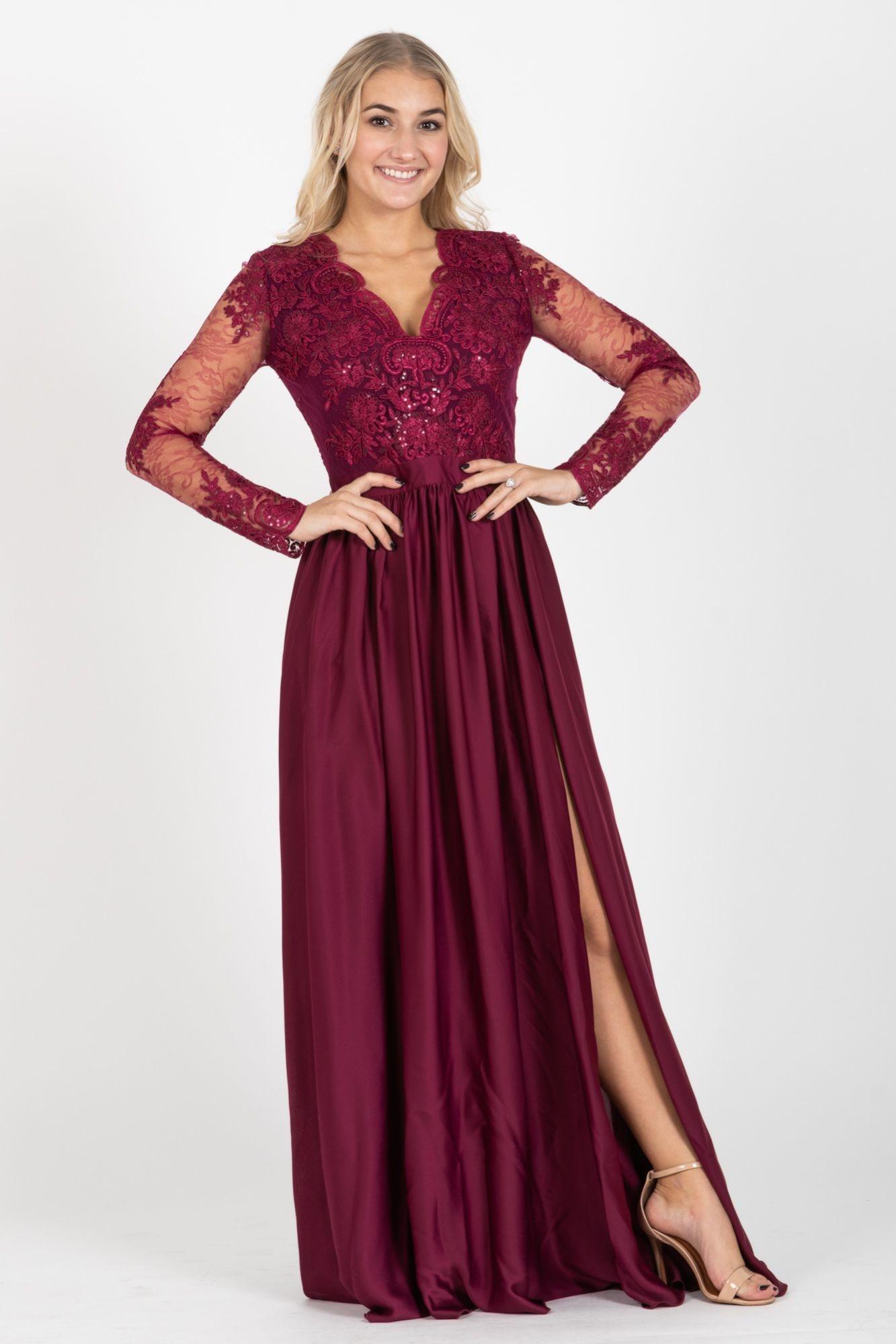 2af4cda9034f Plesové šaty Epona