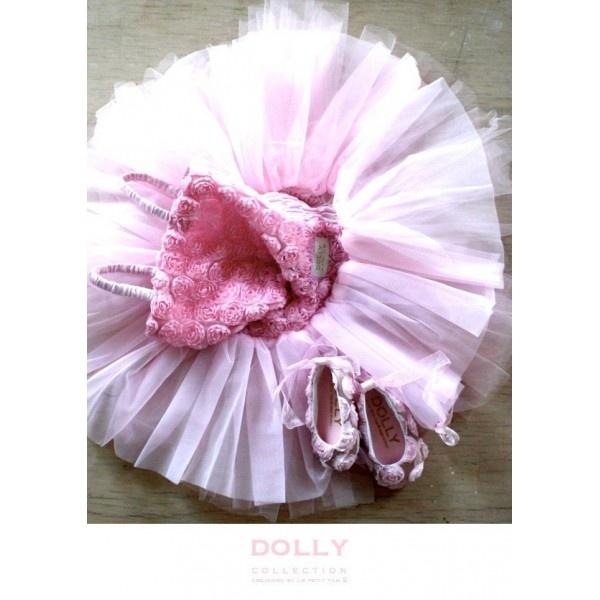 0e349c74b9a9c Luxusné ružičkové TUTU šatočky ružové Luxusné ružičkové TUTU šatočky ružové  ...