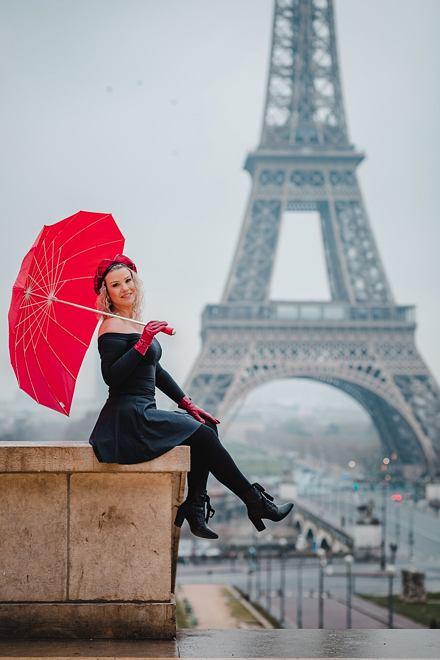 Před jarními deštíky zakryjte se deštníky
