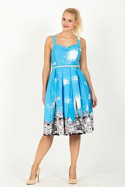 e7f6e30a0a04 Retro šaty - POSHme.cz
