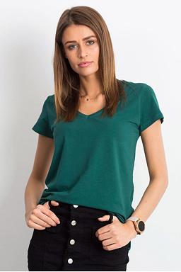 Tričko Temperka, smaragdové