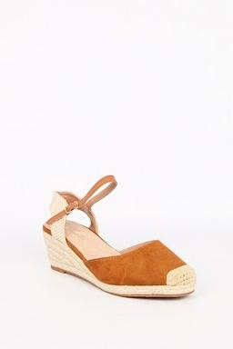 Sandály Sia, hnědé