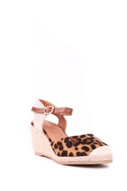 Sandály Lia, hnědé