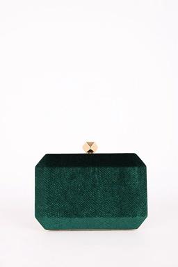 Listová kabelka Toca, zelená