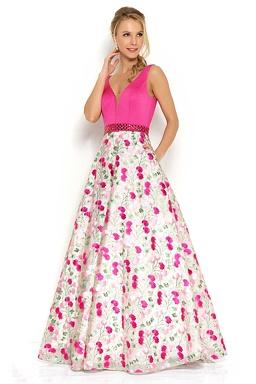 6cea1862f855 Exkluzívne V.I.P. plesové šaty Arveja
