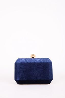 Listová kabelka Toca, modrá
