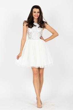 78f062e38ba1 Společenské šaty Porcelán
