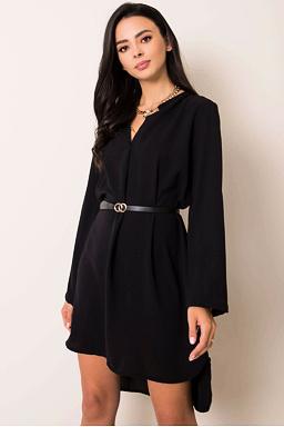 Šaty Jana, černé