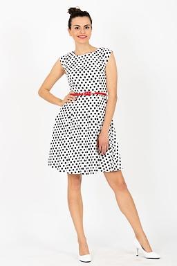 855c1d62d162 Retro šaty - POSHme.cz