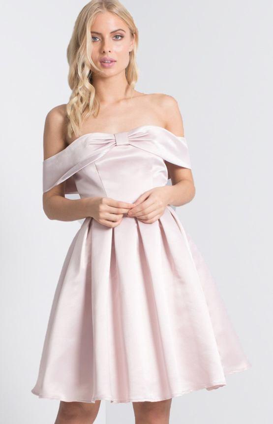 Chi Chi London společenské šaty Mascha, ružové