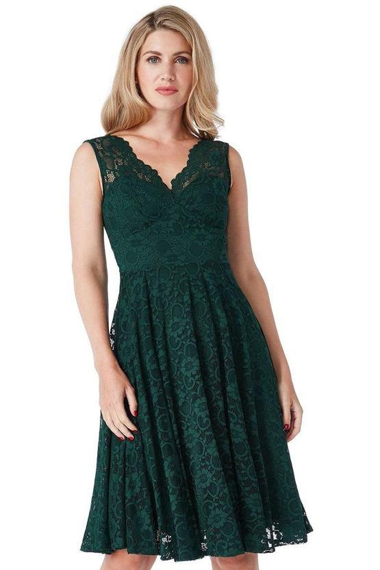 430e806eac63 Čipkované šaty Matka príroda