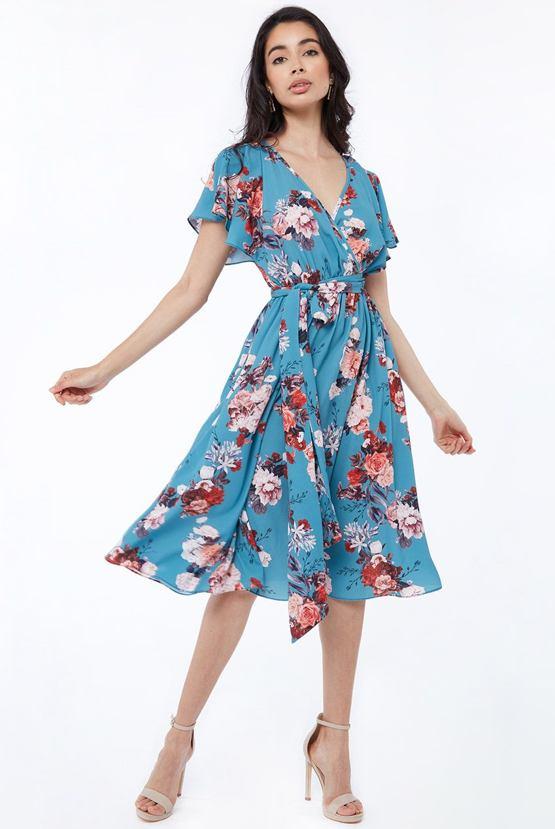 Šaty Arabela, modré