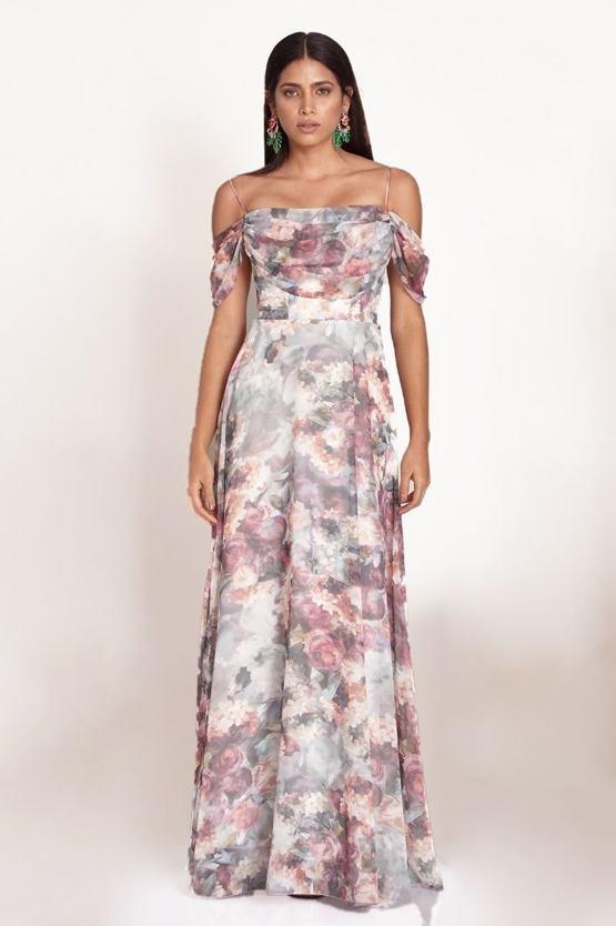 1eeaf2aab657 Spoločenské šaty Chardonnay