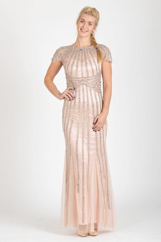 ce0c2b6cb8ab Plesové šaty Hviezdny prach