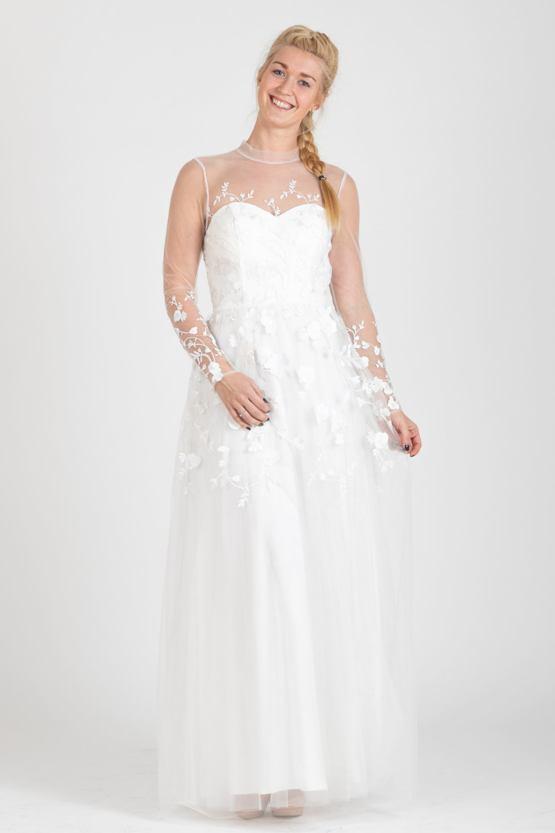 680f9cf67493 Chi Chi London exkluzívne svadobné šaty Annabel