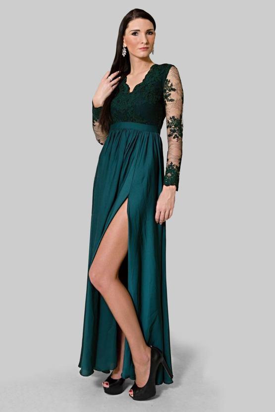fdf0dde45af0 Plesové šaty Artemis