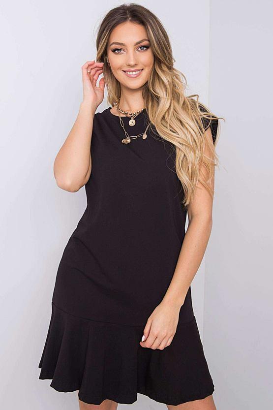Šaty Dakota, černé