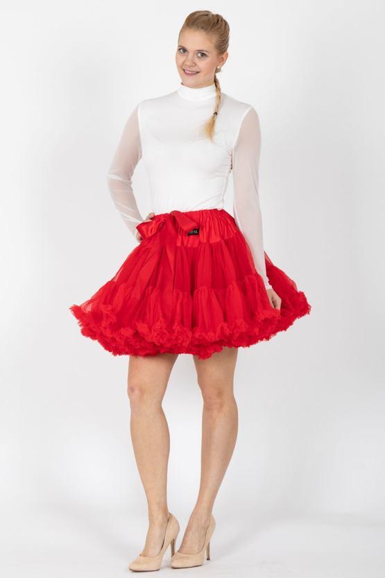 8b861573a088 DOLLY Červená čiapočka PETTI sukňa - POSHme.cz