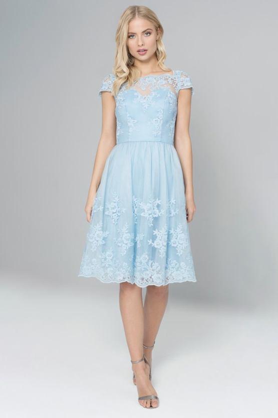 5900cf90ee88 Chi Chi London spoločenské šaty Lauran