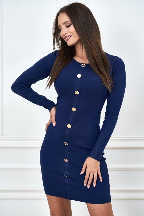 Šaty Vesuv, modré
