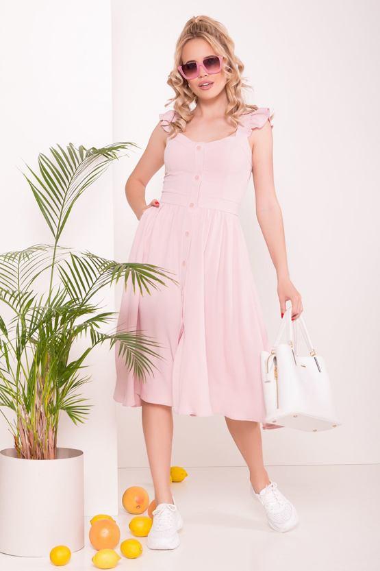 Šaty Rózinka, ružové