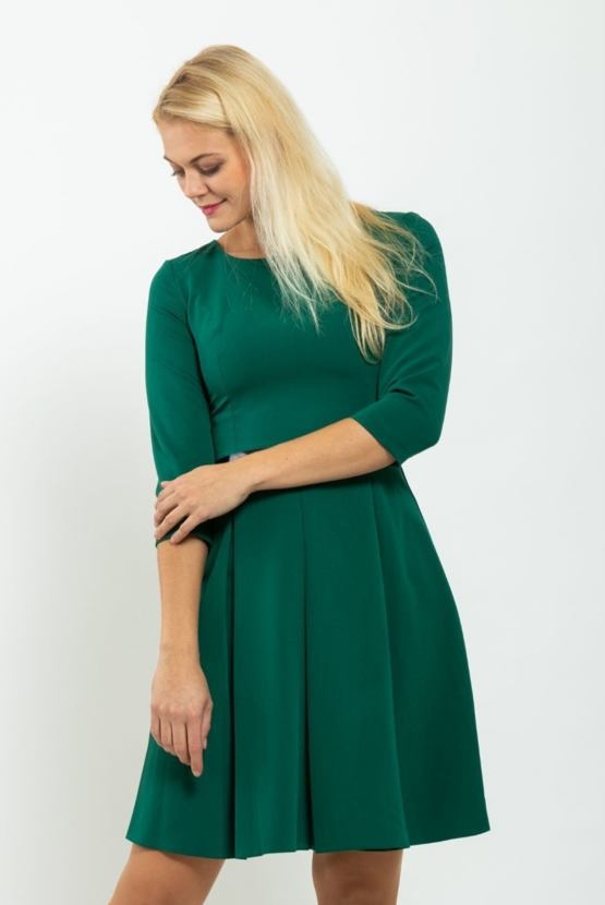 Šaty Majoránka, zelené