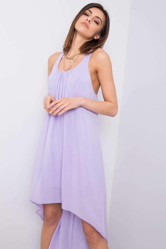 Boho šaty Ciao, fialové