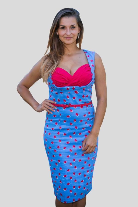 2cd1f10bf51a Puzdrové šaty Vanessa