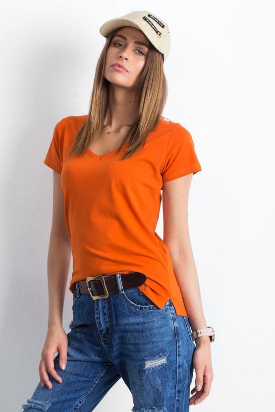 Tričko Temperka, oranžové