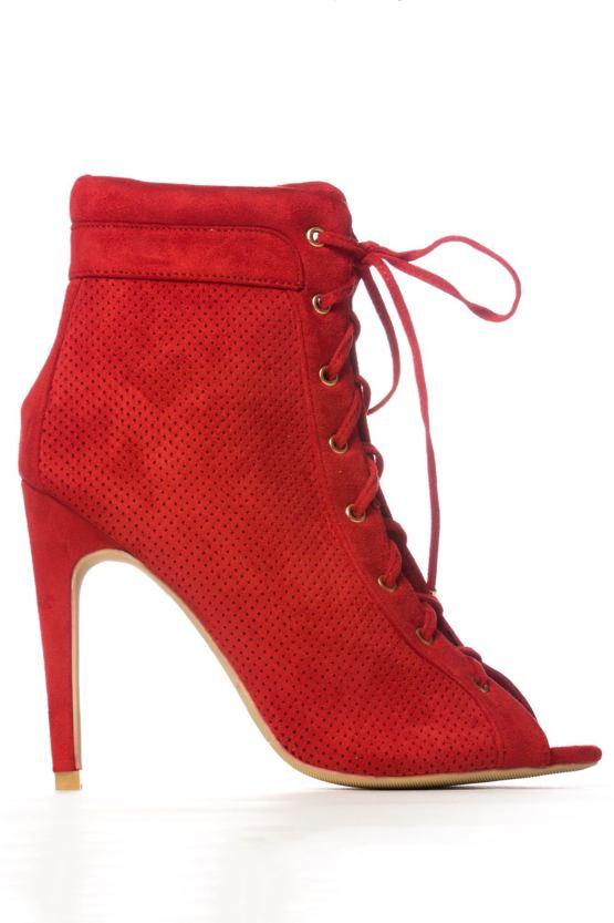 09ce07566550 Členkové šnurovacie topánky Lust