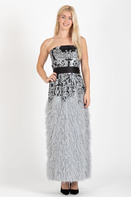 597094540b59 Spoločenské šaty Šalvia