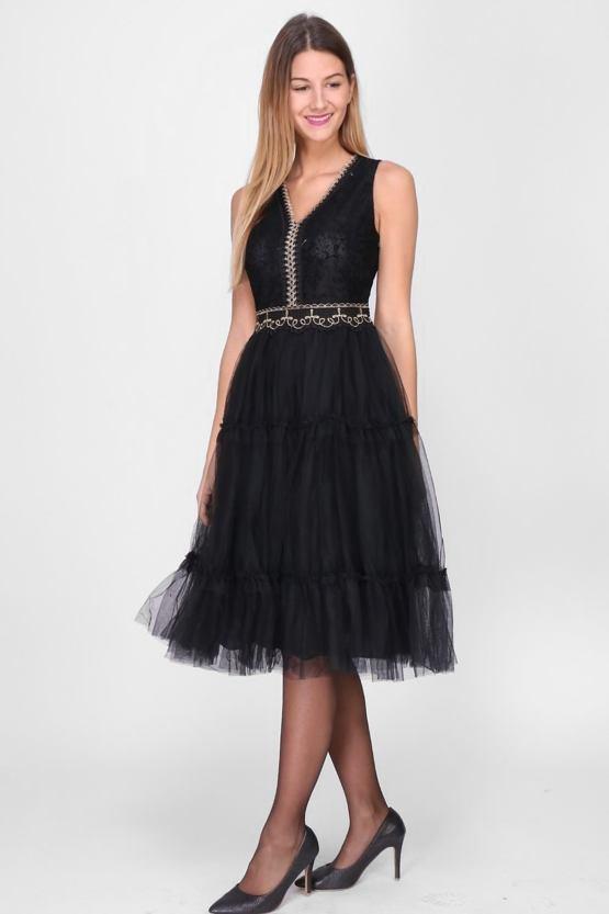 eb66a878a7b0 Spoločenské šaty Nocturno