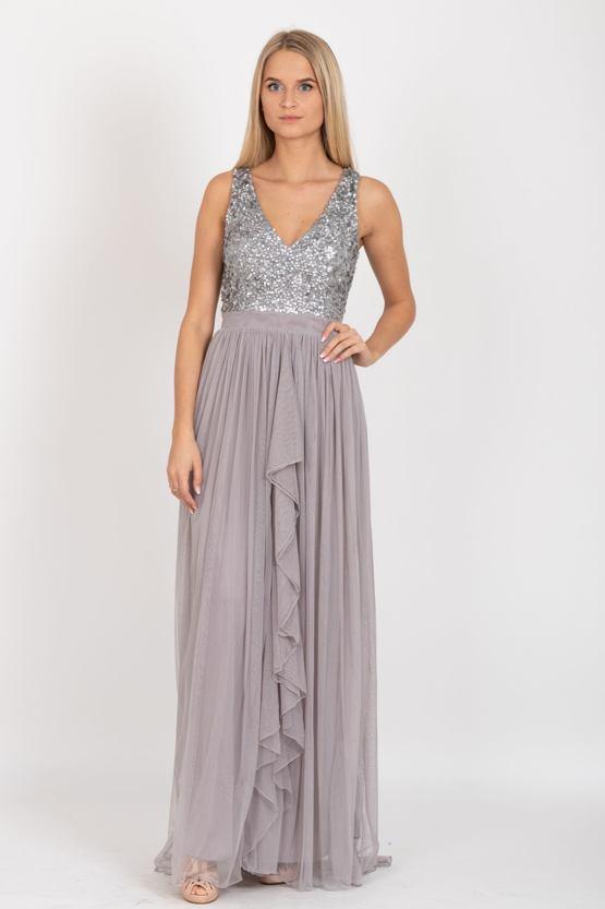 db58b5f2436e Exkluzívne plesové šaty Yasmin