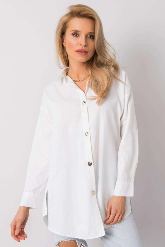 Košile Badi, bílá