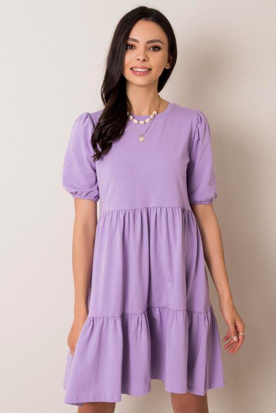 Šaty Tartaletka, fialové
