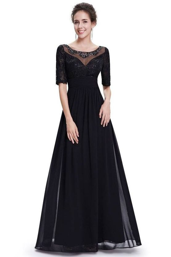 53e02c7c59d2 Ever-Pretty plesové šaty Night