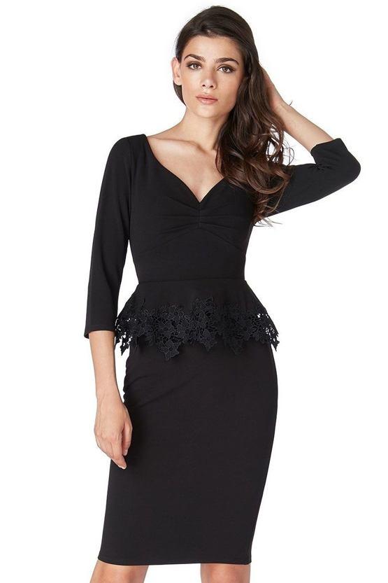 9f1cedcd08ce Puzdrové šaty Aurinie