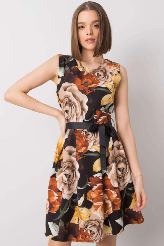 Šaty Zdenička, černé