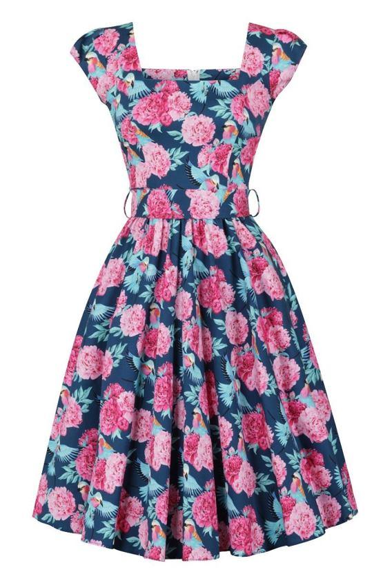 Šaty Dražé, barevné