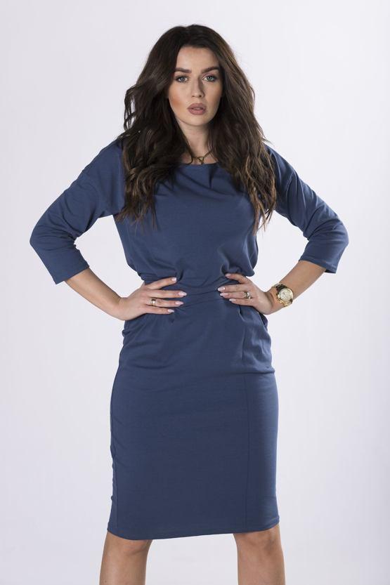 Šaty Limonáda, námořnicky modré