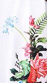 Šaty Bouquet z V.I.P. kolekcie eShakti, biele