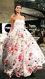 Plesové šaty Tabula Rasa, biele