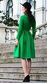 Šaty Aloe Vera, zelené