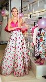 Plesové šaty Arveja