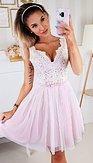 Šaty Fintilka, růžové