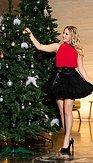 V DOLLY pri Vianočnom stromčeku