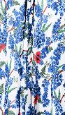 Šaty Modřence z V.I.P. kolekcie eShakti, modré